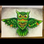 Owl by Evilrj