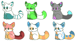 more free adoptss CLOSED by P0CKYY