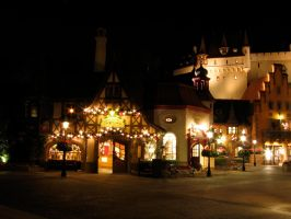 World Showcase Christmas 3 by AreteStock
