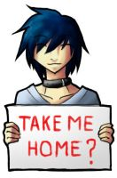 Take me Home? by Ziconia