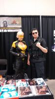 Niagara Falls Comicon - Kappa by TheWarRises