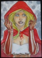 Red Riding Hood by grover80