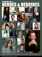 Heroes and Heroines 2012 by KristieConspiracy