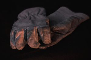 Old Gloves 01 by lonermade