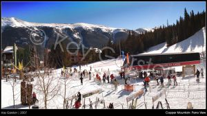 Copper Mountain: Pano View by Special-K-001
