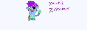 young Zommer by poppetrocks278