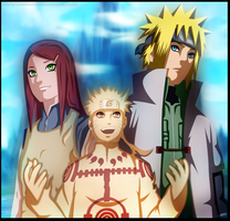 Naruto two suns by iNFERNo2446