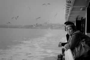 Watching Birds by CaGaTaYGENCAY
