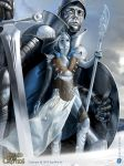 Silver Queen - 2 by DavidGaillet