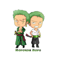 RR Zoro copy by Megalow