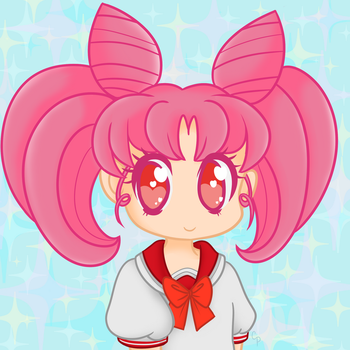 Chibiusa by crab-pinches