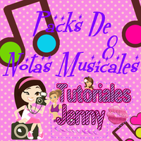 packs De notas Musicales by JennyFerciiTha