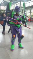 NGEvengelion: Unit 01 by Genisay