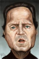 Christopher Walken by Parpa