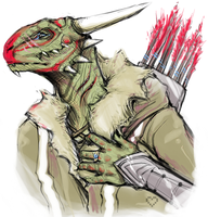 THIS CONVO IS ARGONIAN NOWHERE by repent--harlequin