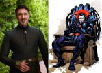 Aidan Gillen as Mr. Sinister by BlackBatFan