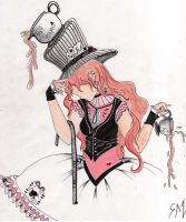 Mad Hatter Girl... 2 by Animefeiry2