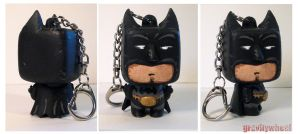 Batman Keychain by Gravitywheel