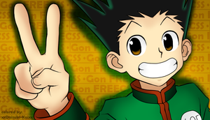 -Gon FREECSS- by xxDaisuki-Koixx