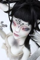 Nyx by Mister minou dolls - Custo by me by tartaucitron