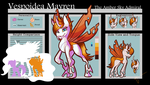 Vespoidea Mayren Ref By Halfway To Insanity by ChaoticNote