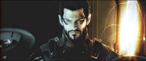 Adam Jensen by Holstea