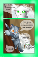 Path of Stars: Chapter 1 page 13 by FlareAKACuteFlareon