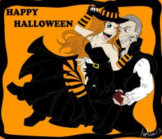 Halloween Contest Entry by AngelQueen13