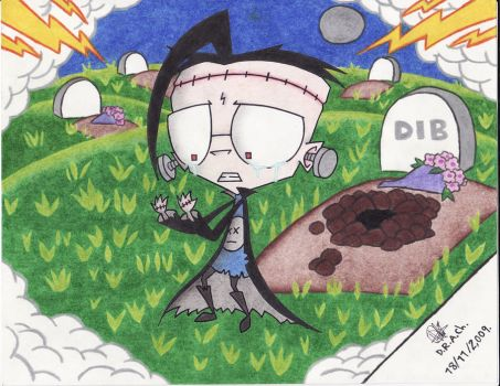 PARANORMAL DIB: DIB DEAD by CHICAIRKEN