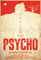 Madness - Psycho Poster by disgorgeapocalypse