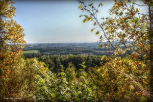On a Hike HDR by DanielHauck