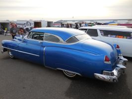 Big Blue Cadillac by Jetster1