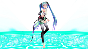 MMD - Floating~ by gokingdomhearts917
