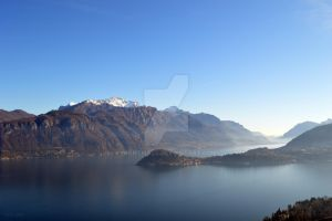 Lake of Como by Nightmaze