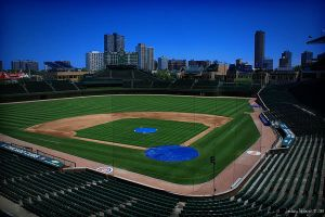 Wrigley Field 01 by PeppermintStripe