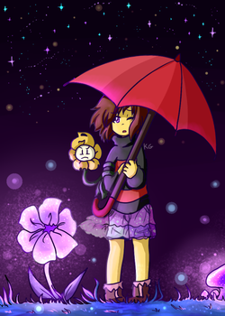 Take an umbrella by Kaitogirl
