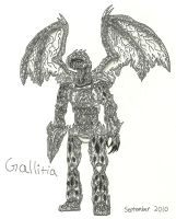 Gallitia - The Bodyguard by UltimateRidley