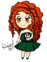 Me Chibi NEW by KiArA83