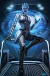 Liara T`Soni by lusie