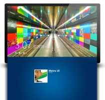 Windows 8 Log IN Template by MetroUI