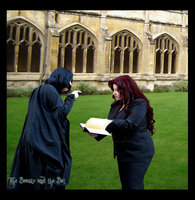 Proofs in Hogwarts by RedPassion