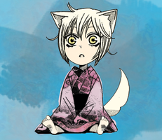 Little Tomoe by Shuichi-Wolf