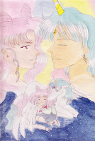 Helios and Chibiusa by inq-princess