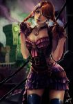 Anna Frozen Steampunk by AdrianWolve by AdrianWolve