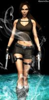 Tomb Raider Underworld - Lara by Kinia24Lara