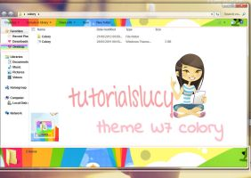 theme W7 colory by tutorialslucy