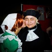 AX 2011: First Kiss by anthenii-san