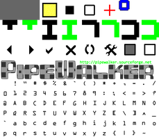 Pipewalker I-BAR theme (0.9.3 or newer) by LauraSeabrook