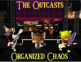 Organized Chaos by HectorNY