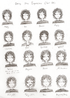 Darcy Has Expressions by CameoAppearance